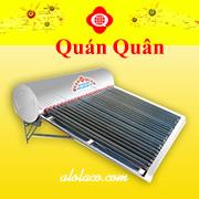 máy nước nóng mặt trời Quán Quân