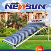 máy nước nóng mặt trời NewSun