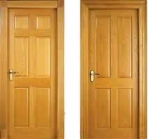 cửa gỗ sồi mỹ