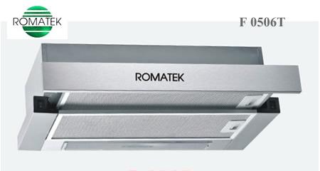 máy hút khói Romatek F0506T