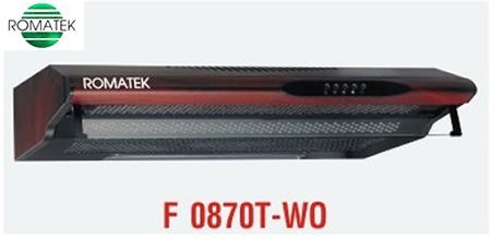 máy hút khói Romatek F087T-WO
