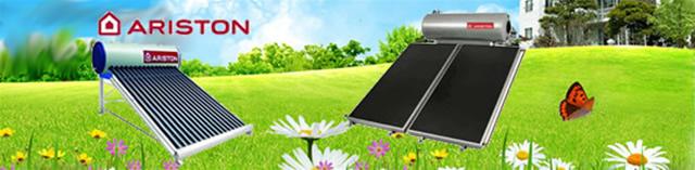 Giá Máy nước nóng mặt trời Ariston