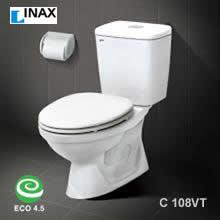 Bàn cầu Inax C 108VT