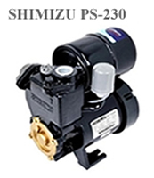 Máy bơm Shimizu PS230