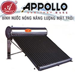 Máy nước nóng mặt trời Appollo