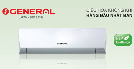 Máy lạnh GENERAL 1.5Hp