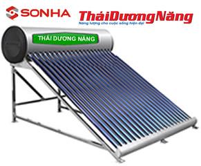 Máy nước nóng năng lượng mặt trời 240l Thái Dương Năng Eco