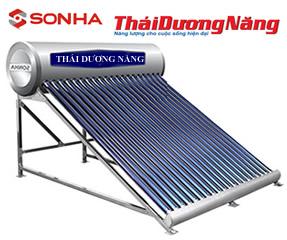 Máy năng lượng Thái Dương Năng Gold 240 lít