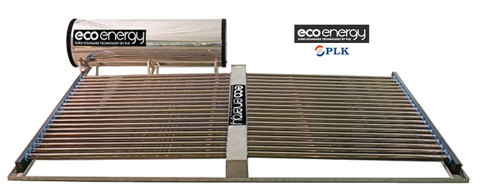 Máy nước nóng năng lượng mặt trời Eco Energy 500 lít
