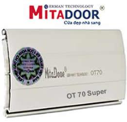 Cửa Cuốn Mitadoor OT70 Super