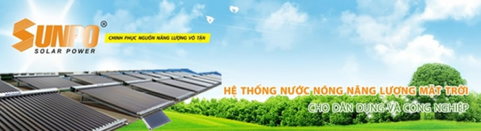 Giàn nước nóng công nghiệp SunPo 1500 lít