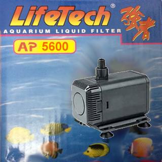 máy bơm hồ cá Lifetech Ap 5600