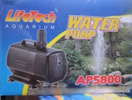 máy bơm hồ cá Lifetech Ap 5800