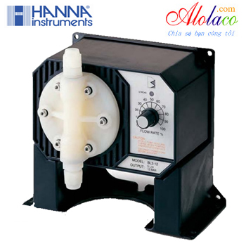 Máy bơm định lượng Hanna BL1.5