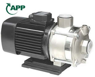 Máy bơm nước APP MTS86T (5HP 3pha)