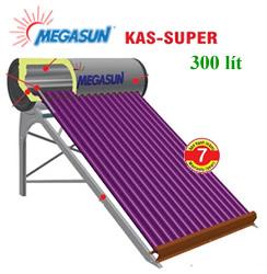 Máy năng lượng Megasun KAS Super 300 lít