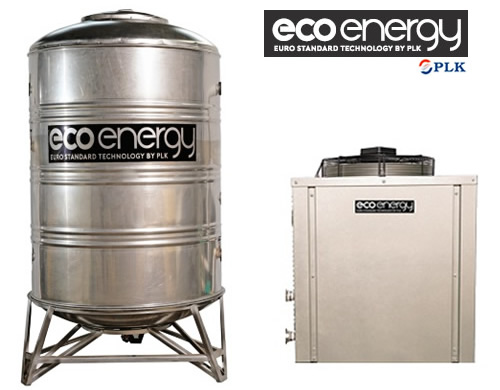Máy nước nóng không khí Eco Energy 2000 lít