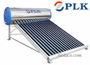 Máy nước nóng mặt trời Phú Lạc Khang 150 lít