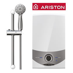 máy nước nóng trực tiếp Ariston Aures Comfort SM45PE-VN