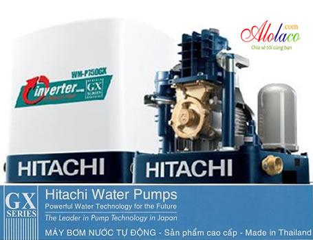 Máy Bơm Hitachi WTP 750GX2 SPV