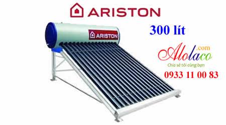 Máy năng lượng mặt trời Ariston 300l