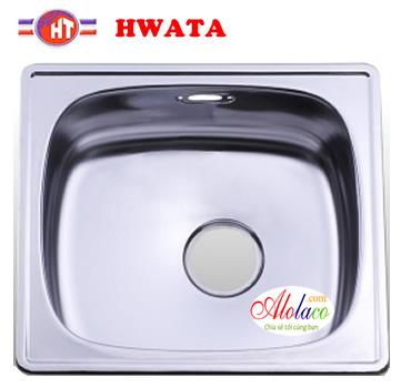 chậu inox Hwata A1