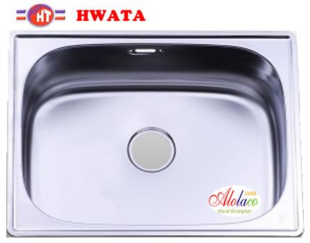 chậu rửa inox Hwata A3 (sâu)