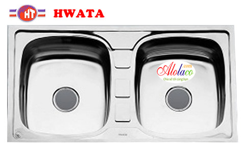 chậu inox Hwata BD7