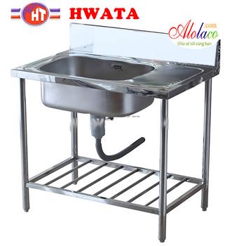 chậu inox Hwata CN1
