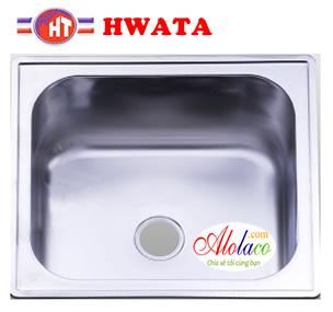 chậu rửa inox Hwata A10