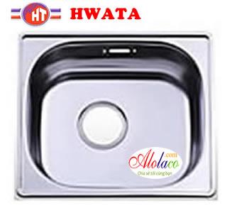 chậu rửa inox Hwata A4