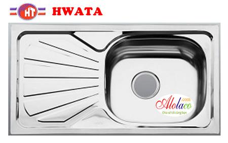 chậu rửa inox Hwata B7