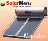 Máy nước nóng mặt trời Solar Meru