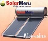 Máy nước nóng mặt trời Solar Meru