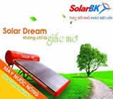 máy nước nóng Solar Deam