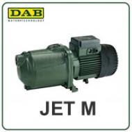 máy bơm nước Dab dầu jet