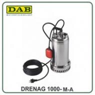 máy bơm nước thải Dab inox