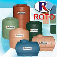 bồn nhựa cao cấp Roto