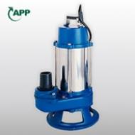 máy bơm nước thải DKS