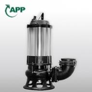 Máy bơm nước thải App DSP 150T (15Hp)