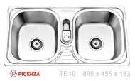 Chậu rửa inox Picenza TB10
