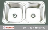 Chậu inox Picenza TB9