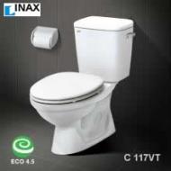 Bàn cầu Inax C 117VT
