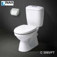 Bàn cầu Inax C 306VPT