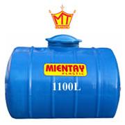 Bồn nhựa 1100 lít nằm Miền Tây