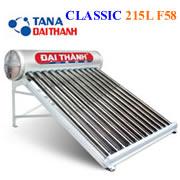 Máy nước nóng năng lượng mặt trời Đại Thành 215 lít F58 Classic