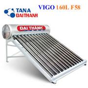 Máy năng lượng mặt trời Đại Thành 160L F58 Vigo