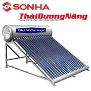 Máy nước nóng năng lượng Thái Dương Năng 300l Gold