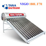 Máy năng lượng mặt trời Đại Thành 180L F70 Vigo