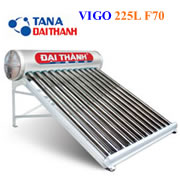 Máy năng lượng mặt trời Đại Thành 225L F70 Vigo